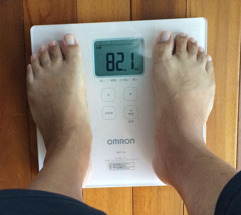 熱中症ダイエットで9キロ痩せた