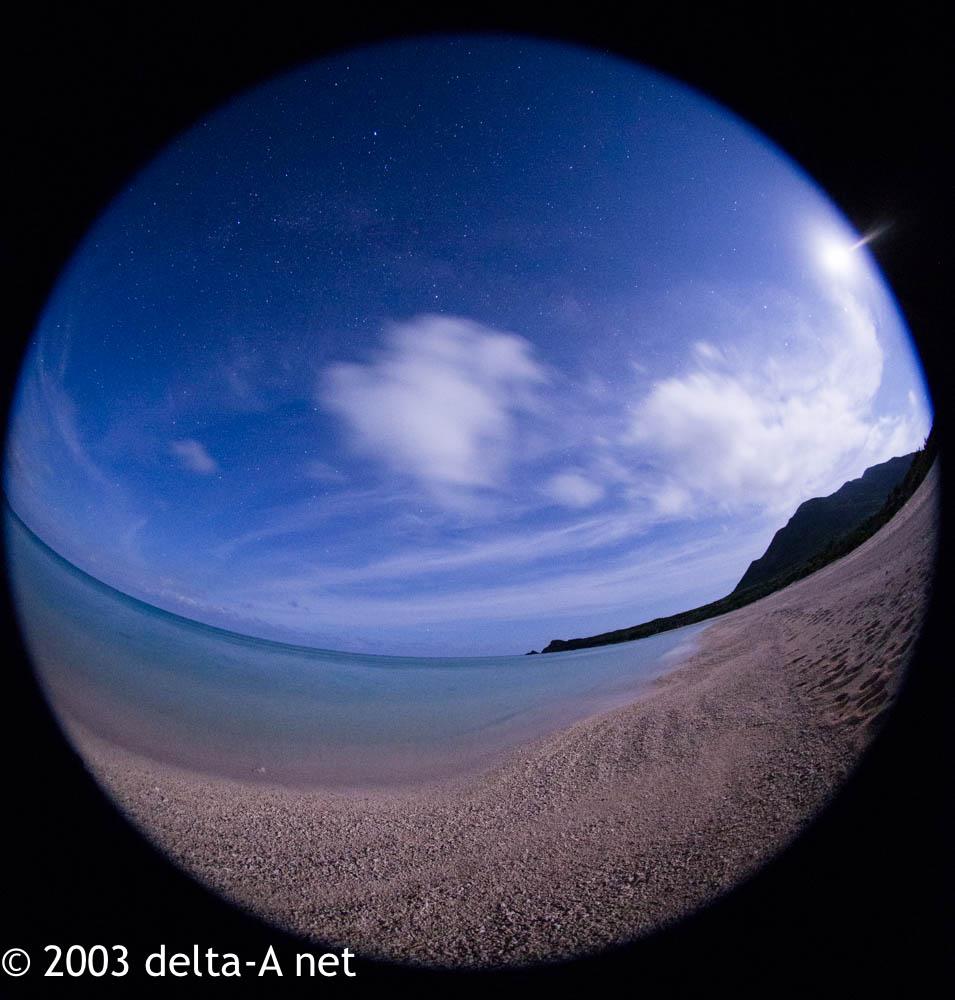 石垣島の新たな遊びを発見! 星空撮影