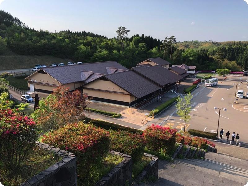 軽トラハウス、日本一周22日目。がっかり世界遺産見学