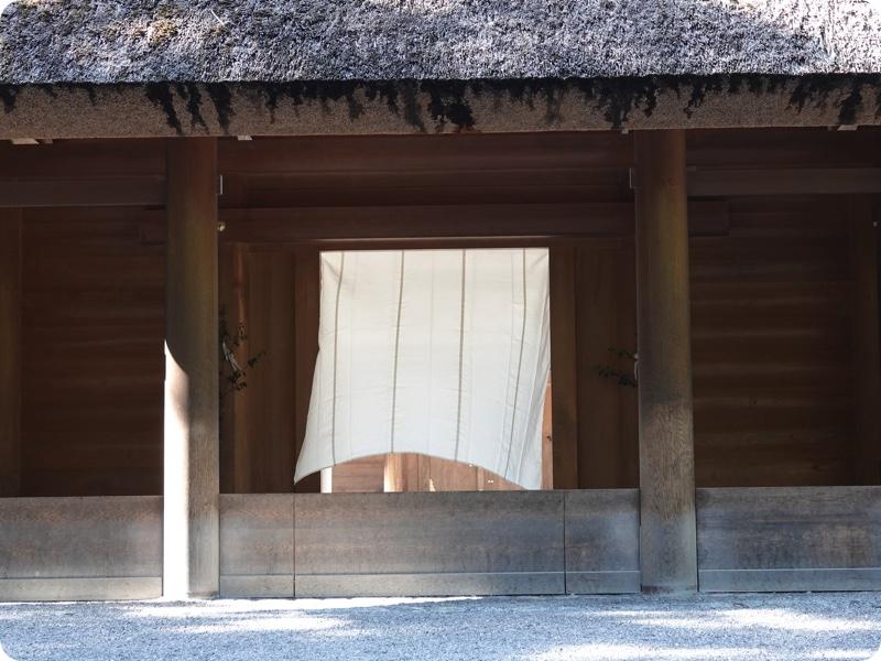 軽トラハウス、日本一周28日目。神様めぐり