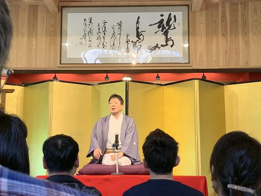 石垣島で落語を見てきました