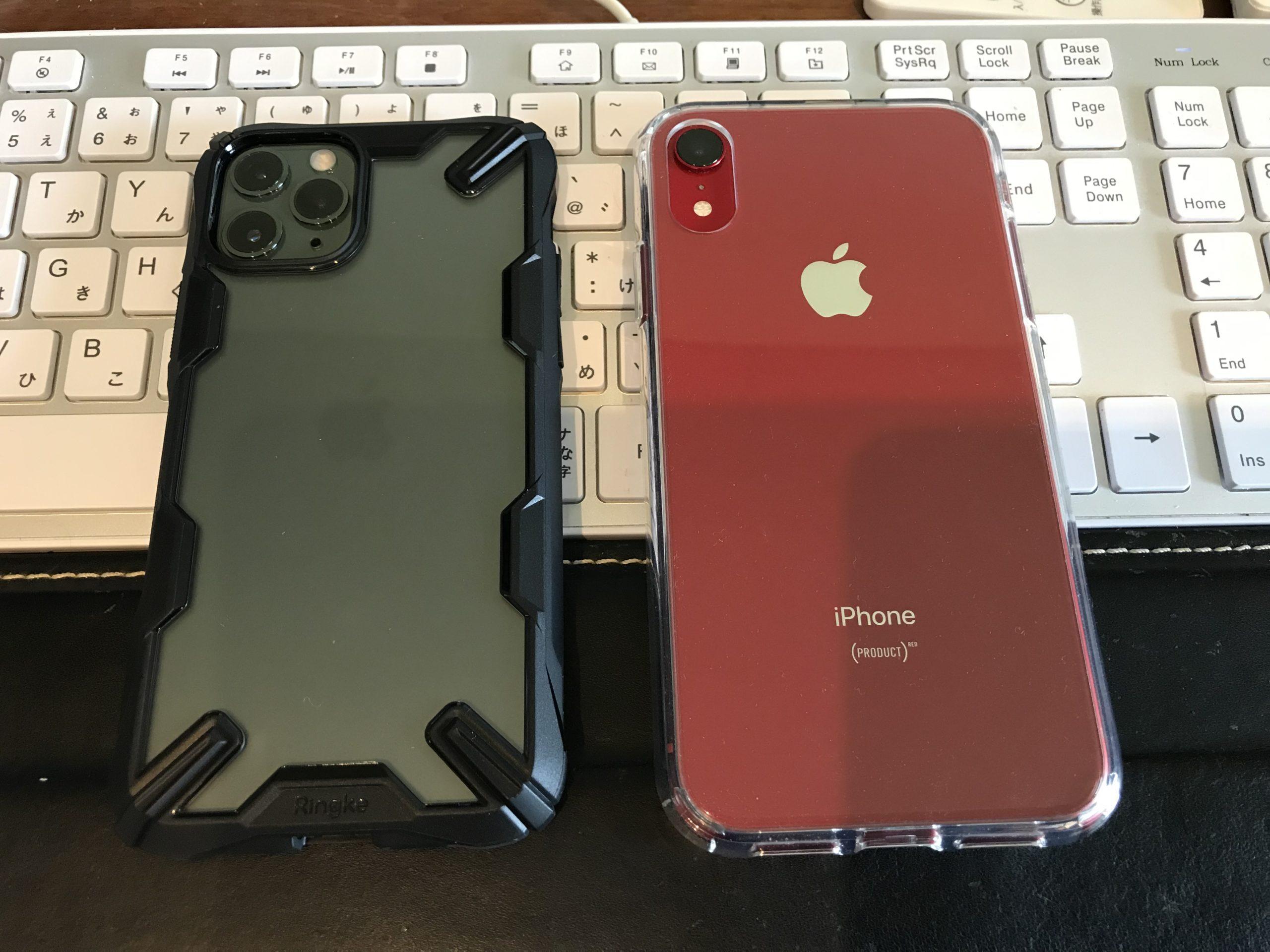 iPhone 11 Pro 使ってみた