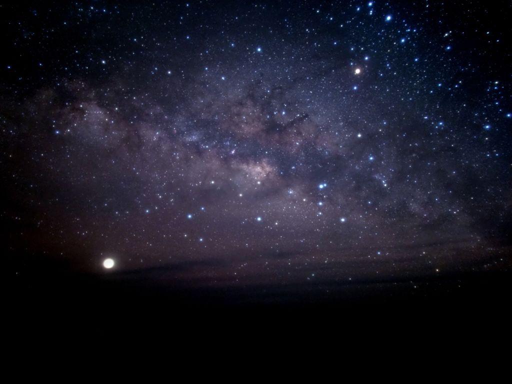 天の川撮影、リベンジ