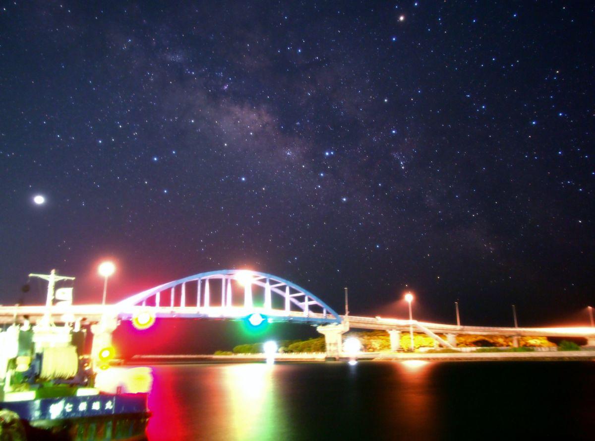 3日連続で天の川撮影