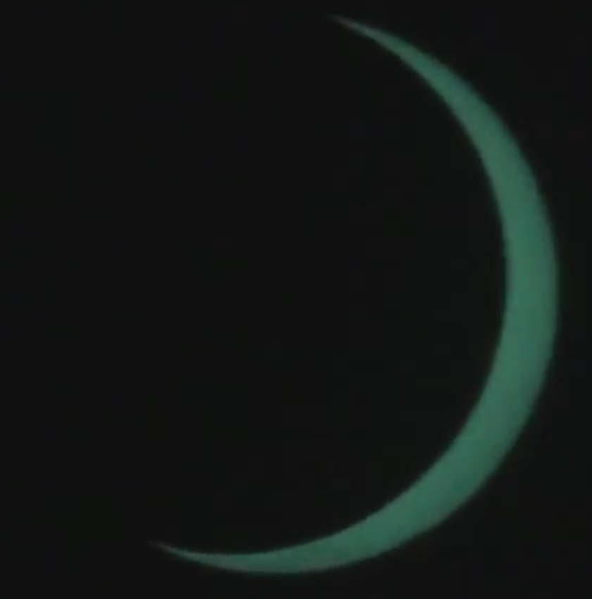 部分日食中継、とりあえず成功