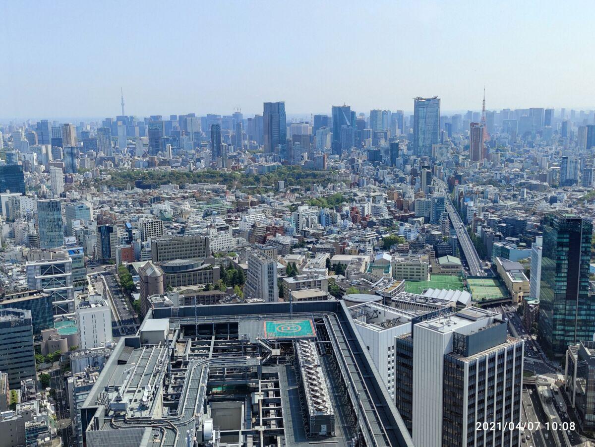 久しぶりに埼玉の実家に帰り、東京などを…