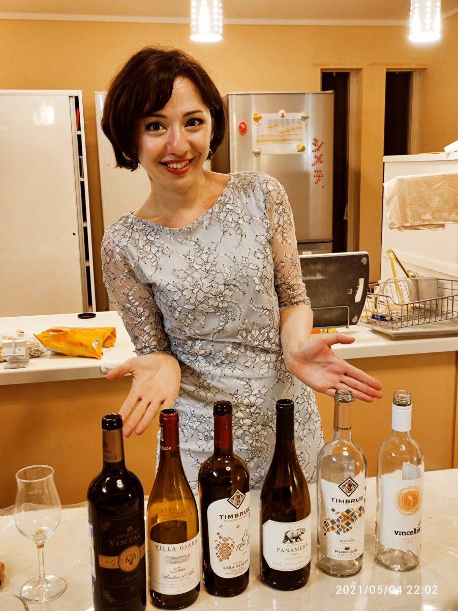 石垣島ワイン会🍷byオルちゃん開催