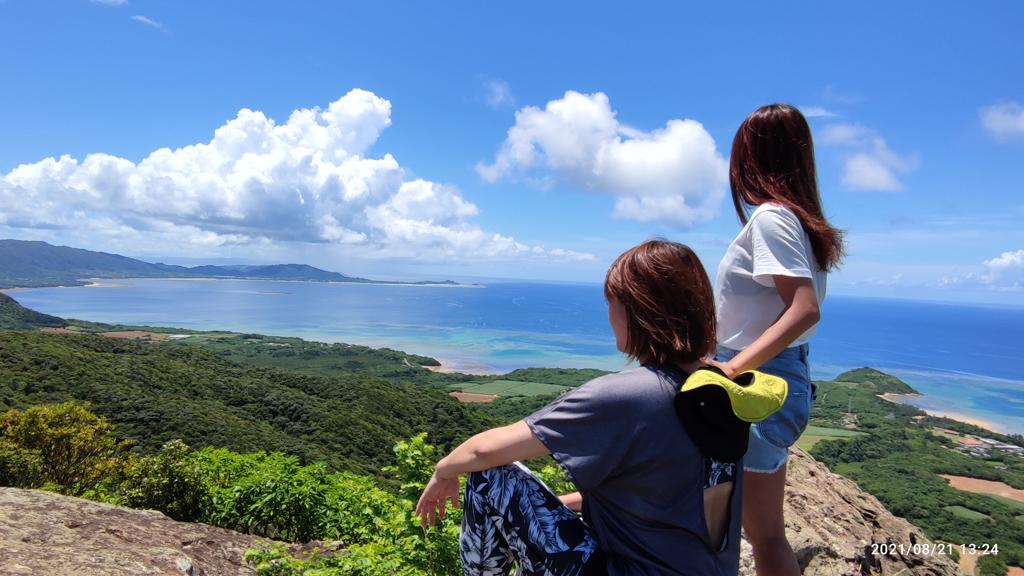 2回に分けて石垣島一周ツアー