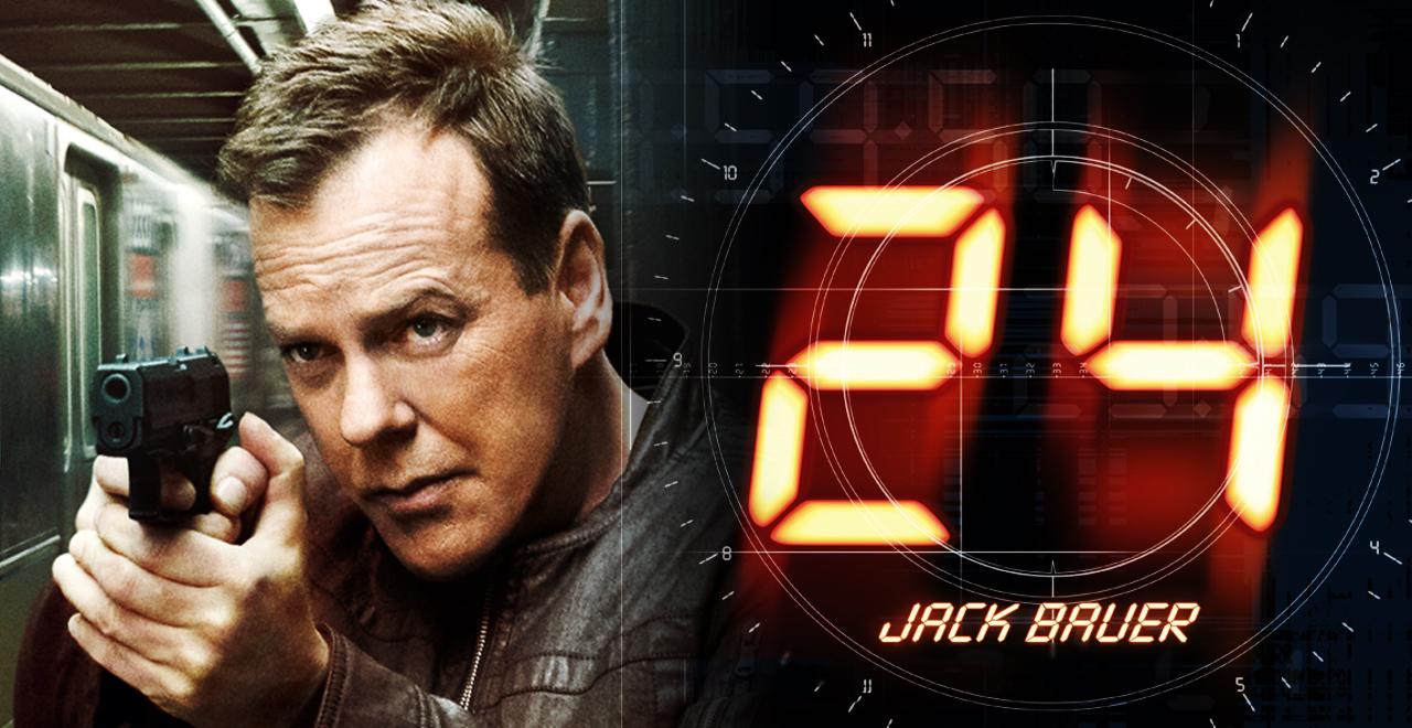 「24」遅ればせながら見ました