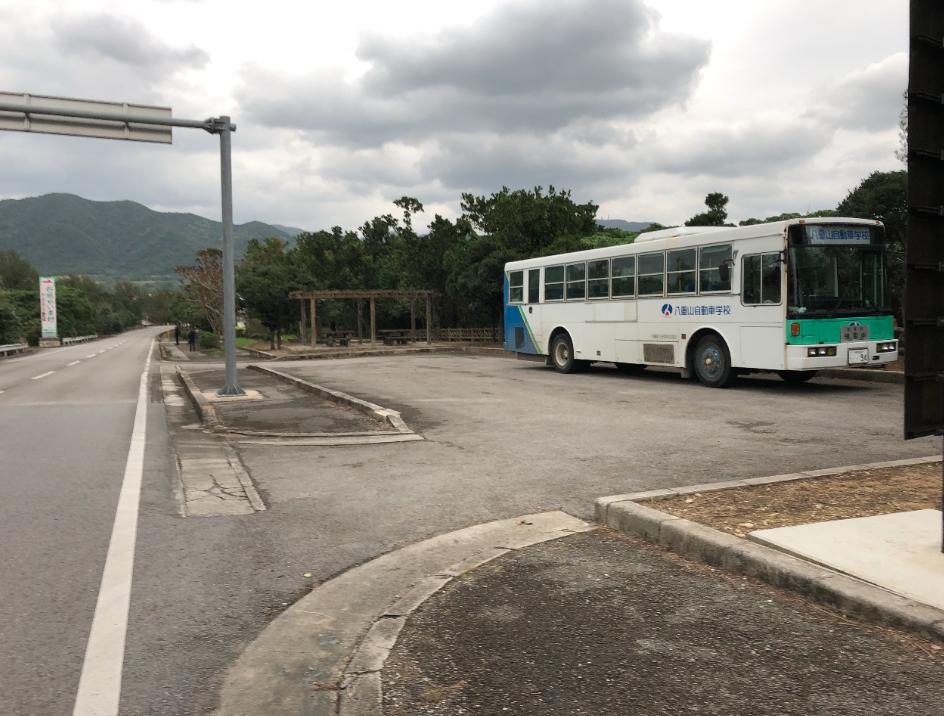 大型バス、路上デビュー!